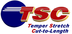 Temper Stretch CTL: Temper Stretch Cut-to-Length Line