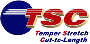 Temper Stretch CTL: Temper Stretch Cut-to-Length Line