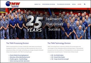 New TMW Web Site