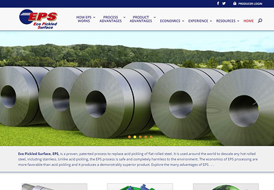 The EPS Web Site